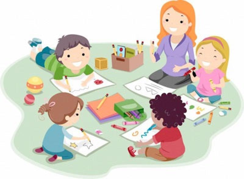Scuola dell'infanzia-Un disegno per gli amici, la scuola, le maestre e le suore 12/6/20
