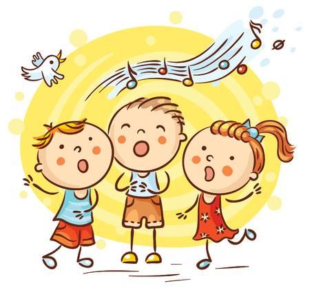 Scuola dell'infanzia – Cantiamo insieme 10/6/20
