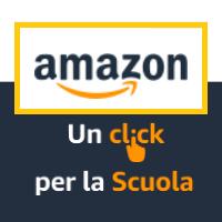 Un click per la scuola – Amazon